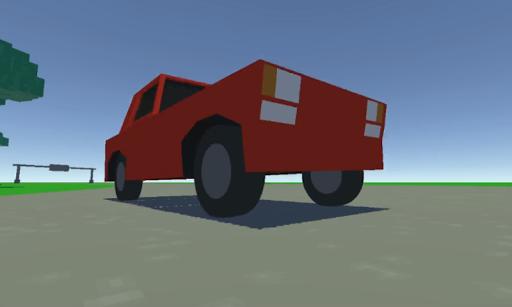 Ethan's Racing Game screenshot 1