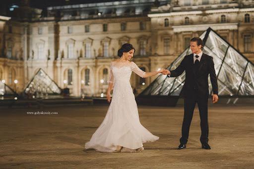 Wedding photographer Yuriy Golyak (golyak). Photo of 23.11.2014