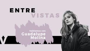 En las EntreVistas de IG de LA VOZ charlamos con Guadalupe Molina.
