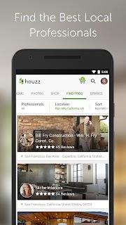 Houzz Interior Design Ideas screenshot 03