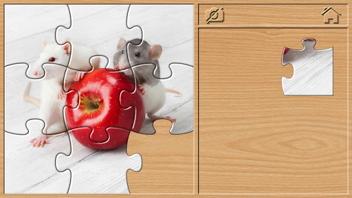 Animal Puzzles for Kids apkpoly screenshots 4