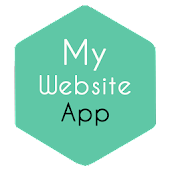 My Website App - by Inspius