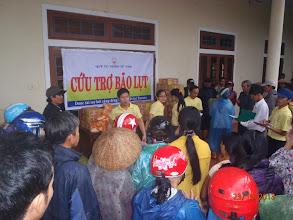 Photo: Cuu Tro tai Quang Tri