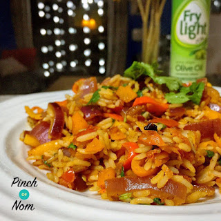 Syn Free Indian Fried Rice | Slimming World Recipe