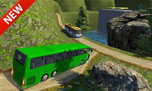 Uphill offroad bus driving sim 1.0.8 screenshots 6