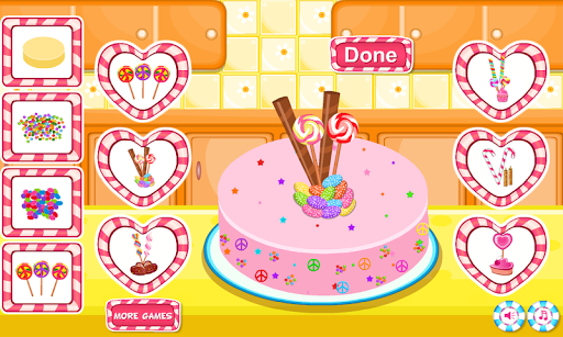 Candy Cake Maker 8.641 screenshots 22
