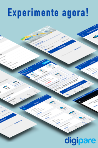 Digipare: Blue Zone Parking - Mobile Pay  screenshots 4