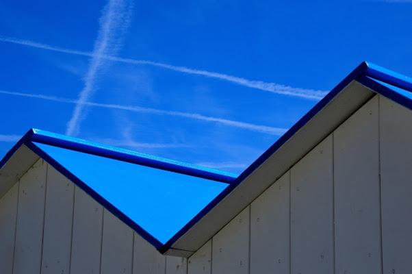 Linee in cielo e in terra di Cary