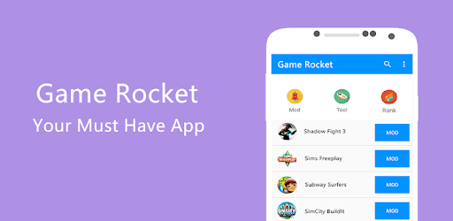 Game Rocket - Get Hacked Mods for Cheater Dream of for PC