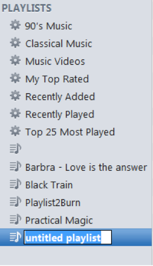iTunes: How to burn an album you purchased to a CD (Windows