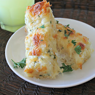 Ultimate Cheese Bread
