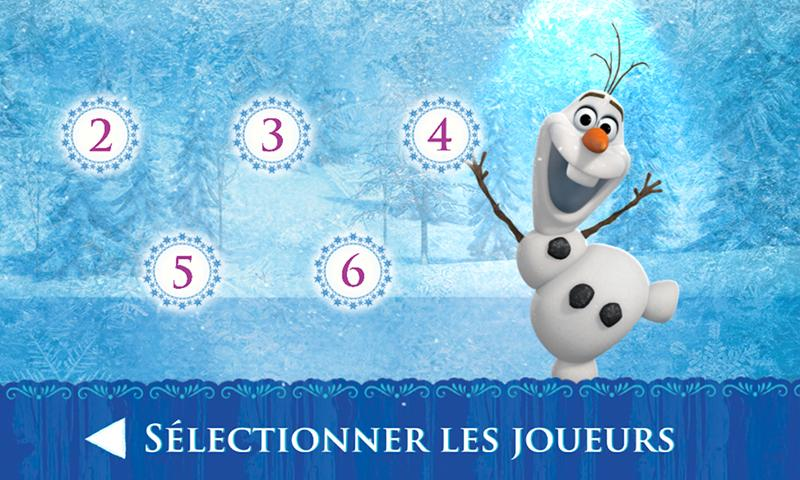 la reine des neiges le jeu screenshot