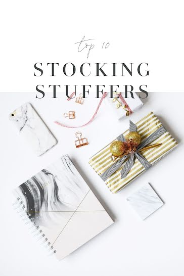 Stocking Stuffers - Christmas Template