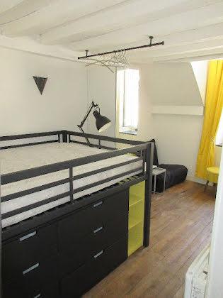 Location studio 13,27 m2