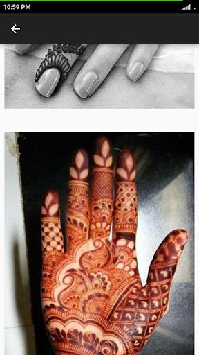 Download Latest Bridal Mehndi Design Henna Book Simple Google Play