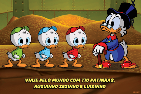 DuckTales Remastered APK + OBB Data para Android imagem 3
