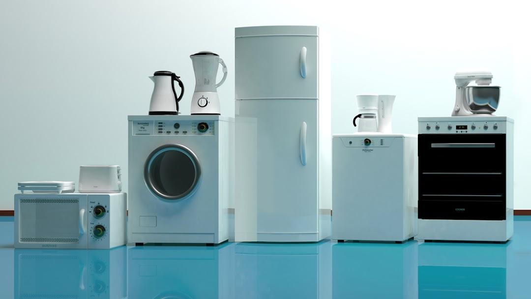 Home Appliances New Appliances Reconditioned Appliances Appliance Repair Service Parts