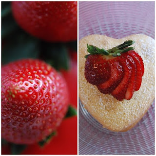 Génoise with Chantilly Cream and Strawberries—Perfect for Valentine's Day