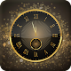 Gold Clock : Analog Clock Live Wallpaper for PC-Windows 7,8,10 and Mac