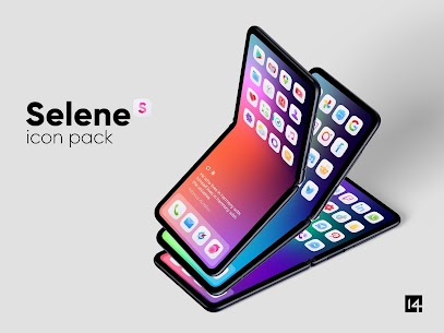 Selene Icon Pack for Android 1