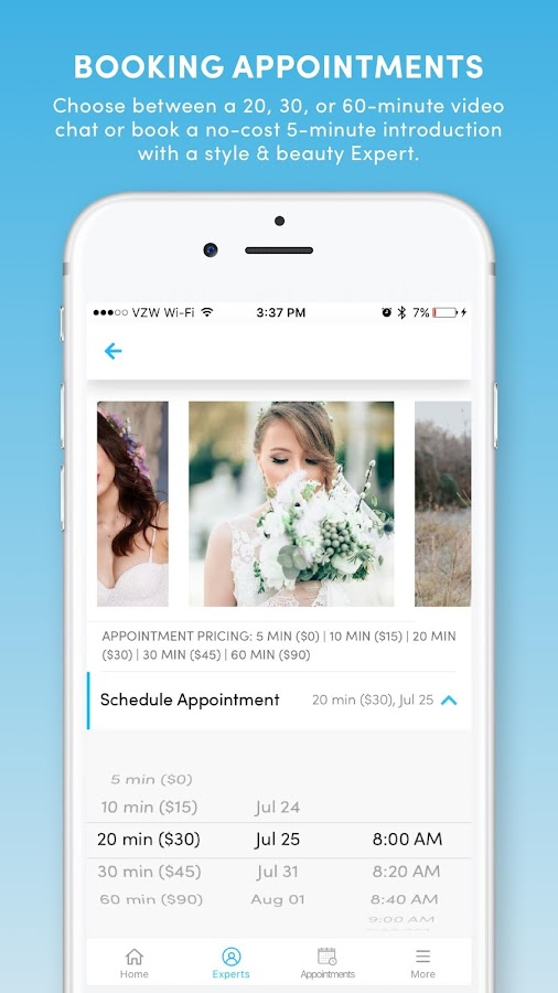 ExperChat: Fashion Advice & Makeup Tips, Skin Care- screenshot