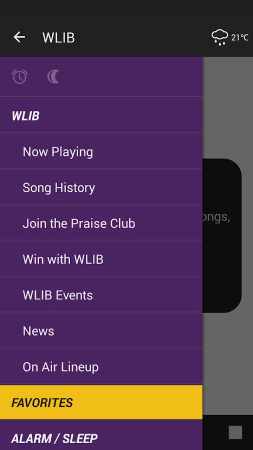 WLIB - screenshot