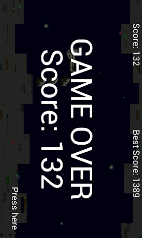 android Space Challenge Screenshot 4