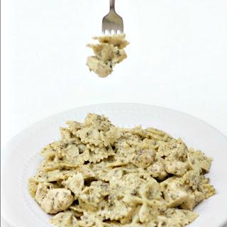 Bow Tie Chicken Pesto Pasta Recipes