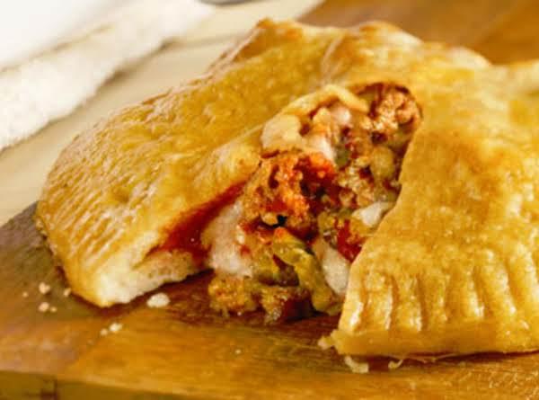 Healthy Turkey Calzones Recipe