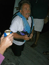 Photo: Our intrepid sailor returns.
