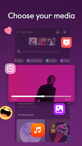 Airtime: Watch Together 4.16.0 screenshots 5