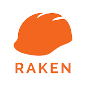 Raken Construction Daily Reports and Time Cards