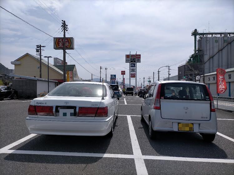 ミラ L250Sの17クラウン,ガールズ&パンツァー,北九州,痛車,アニメに関するカスタム&メンテナンスの投稿画像2枚目