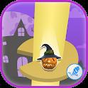 Helix Halloween Super Jump icon