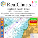 Realcharts England South