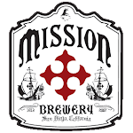 Logo of Mission Mandarin IPA Mandarina Bavaria Hops & Fresh Orange Peel