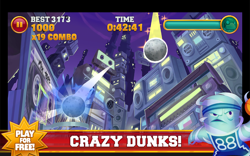 Скриншот Slam Dunk King