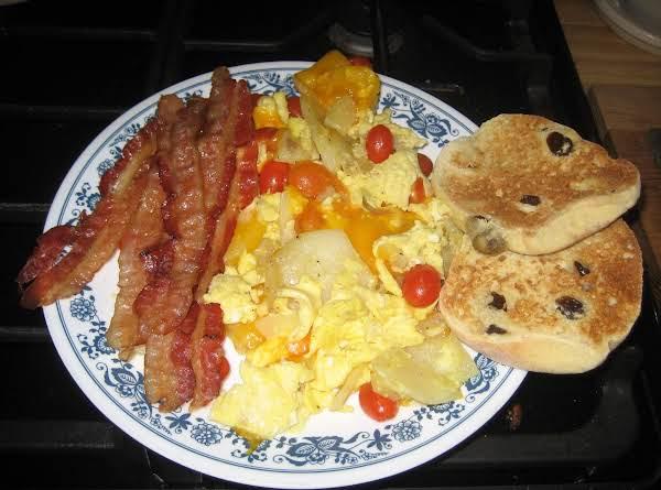 Farmers Omelette Recipe