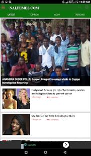 Naijtimes.com (Official) - náhled