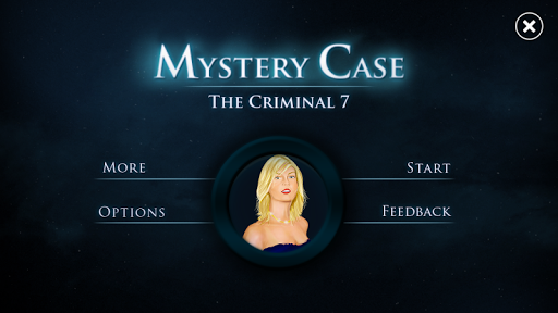Mystery Case: The Criminal 7