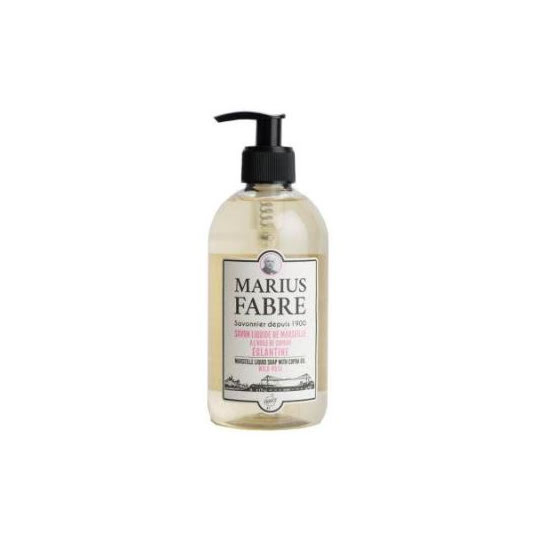 Marius fabre liquid soap Wild Rose
