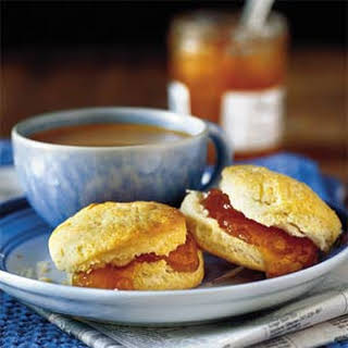 Homemade Biscuits.