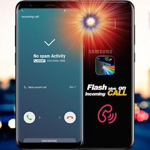 Flash Light Alert Calls 4