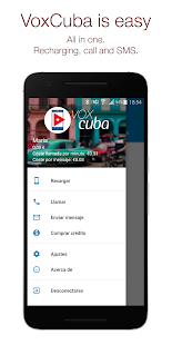 VoxCuba – Recharge for Cuba- screenshot thumbnail
