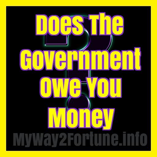 Does  Government Owe You Money- screenshot