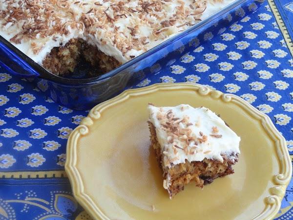Birdie Cake Recipe