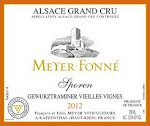 Meyer Fonné Gewurztraminer Grand Cru