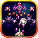 Galaxy Attack : Space Invaders (free shooter game) icon