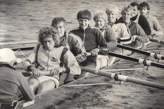 Photo: 1978 Letvægtsotter i Odense. Foto Fyens Stifstidende