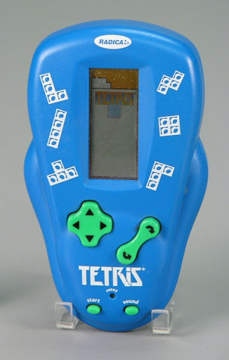 Handheld Video Game Radica Tetris Handheld Radica Google Arts Culture